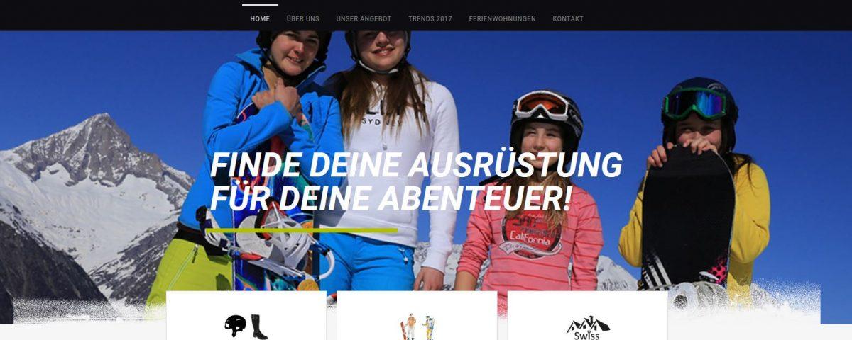 Olympia-Sport Website im neuen Kleid