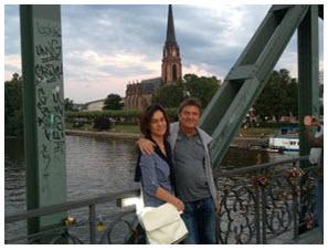 Beni und Rosmarie Dirren